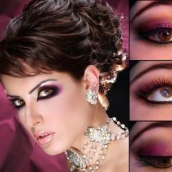 Последовательность макияжа