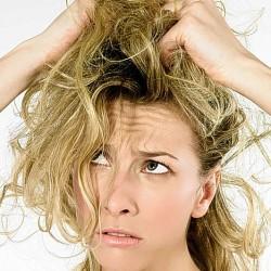Причины поврежденных волос