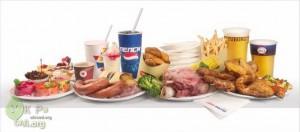 Десять самых вредных продуктов по мнение диетологов
