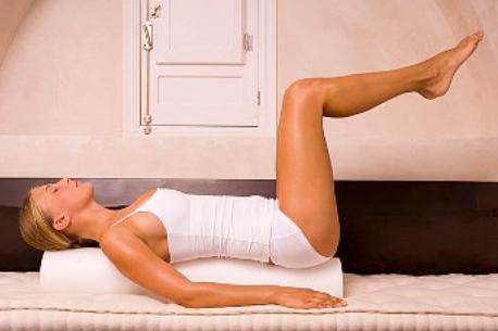 Упражнения: не вставая с постели