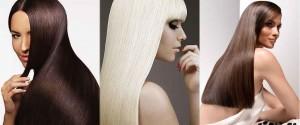 Восстановление и укрепление волос