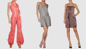Комбинезоны – актуально, модно и удобно