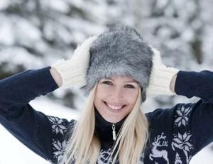 Правильный зимний уход за  волосами