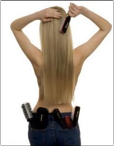 Профессиональное ламинирование волос  можно произвести самостоятельно!