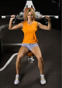 Силовые упражнения с гантелями, или как стать «железной леди»