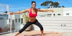 Тест на определение уровня физической подготовки