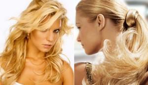 Ухаживаем за осветленными волосами самостоятельно