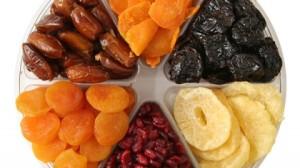 Здоровое питание: как правильно выбирать сухофрукты
