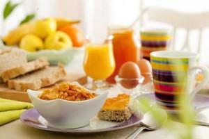 Правильный завтрак является залогом здоровья