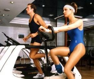 Фитнес – это здоровье и молодость!
