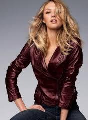 Модные направления женских кожаных курток