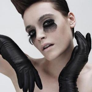 Перчатки без пальцев – изысканность и элегантность