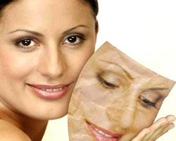 Как вернуть молодость коже лица
