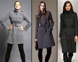 Модные женские пальто предстоящего сезона