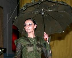 Тенденции военного стиля в женской одежде