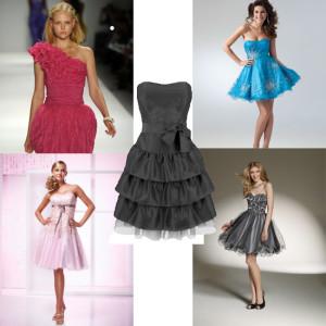 Дорогие вечерние платья с пышной юбкой