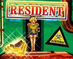 Игровой автомат Resident — азарт и риск