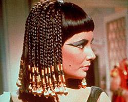 Уход за кожей лица и тела в древнем мире