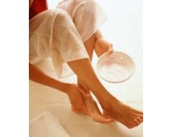Как дома снять усталость ног