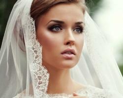 Макияж невесты с точки зрения фотографа