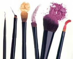 Способы очистки кисточки для макияжа
