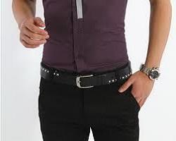 Как выбрать стильный мужской ремень