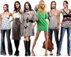 Такая разная женская одежда