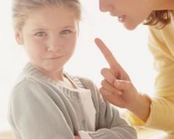 Детская дисциплина - наказание или благо?