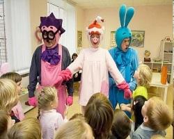Праздники для детей начальной школы - ожившие персонажи любимых мультфильмов