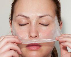 Эффективная маска-пленка для лица