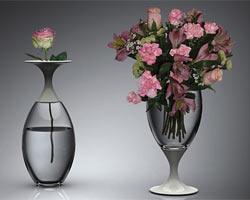 Декор интерьера и вазы для цветов