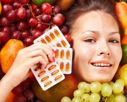 Несколько витаминов для красоты