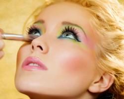 Создание макияжа в домашних условиях