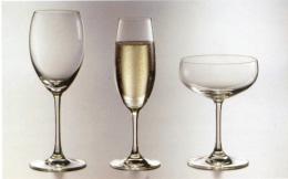 Бокалы для шампанского «Богемия Люкс» цветные