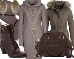 Модная зима 2013-2014 – выбираем пуховик