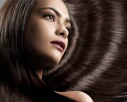 Красивая причёска и блестящие волосы — показатель здоровья