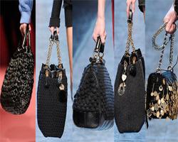 Модные сумки: зима 2013-2014