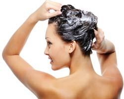 Учимся правильно мыть волосы
