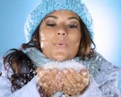 Уход за кожей лица в зимнее время года