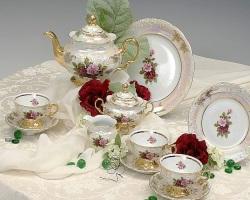 Изящная посуда из фарфора и керамики — идеальный подарок для любой женщины