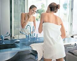 Как очистить лицо от прыщей и угрей