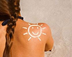 Правильный уход за загорелой кожей