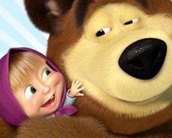 Маша и Медведь — мультфильм для всей семьи