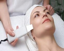 Ультразвуковая чистка лица (УЗЧ)