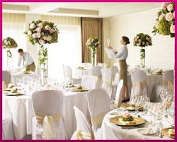 Это непростое дело организации свадебного мероприятия