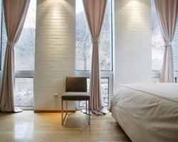 Последний штрих ремонтаи выбираем шторы или тюль