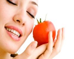 Эффективные маски из помидоров для кожи лица