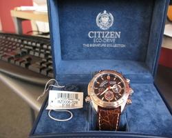 Наиболее интересные модели часов Citizen