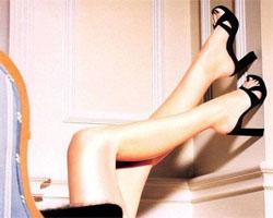 Как сделать красивыми женские ножки