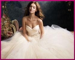 Выбираем красивое свадебное платье